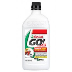 Castrol GO! 4T 25W- 60
