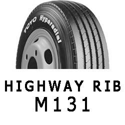 HIGHWAY RIB M131